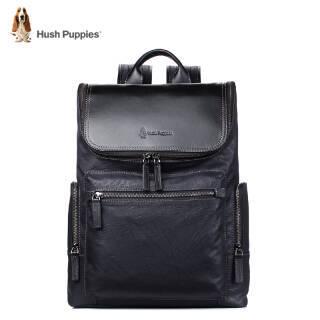 暇步士(Hush Puppies) 男士大容量笔记本双肩背包 +凑单品 包邮(双重优惠)280.22元