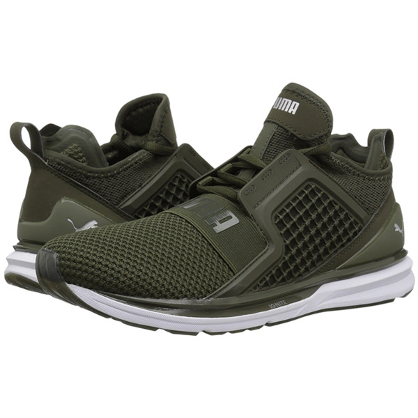 时尚透气!PUMA Limitless Weave跑鞋 $65.99(到手约¥558)