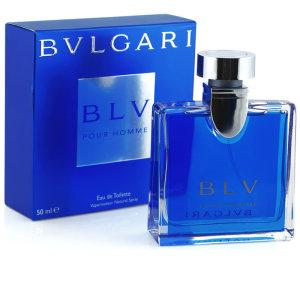 BVLGARI 宝格丽 Pour Homme 蓝茶 男士香水 100ml *2件 346元(需用券,合173元/件)