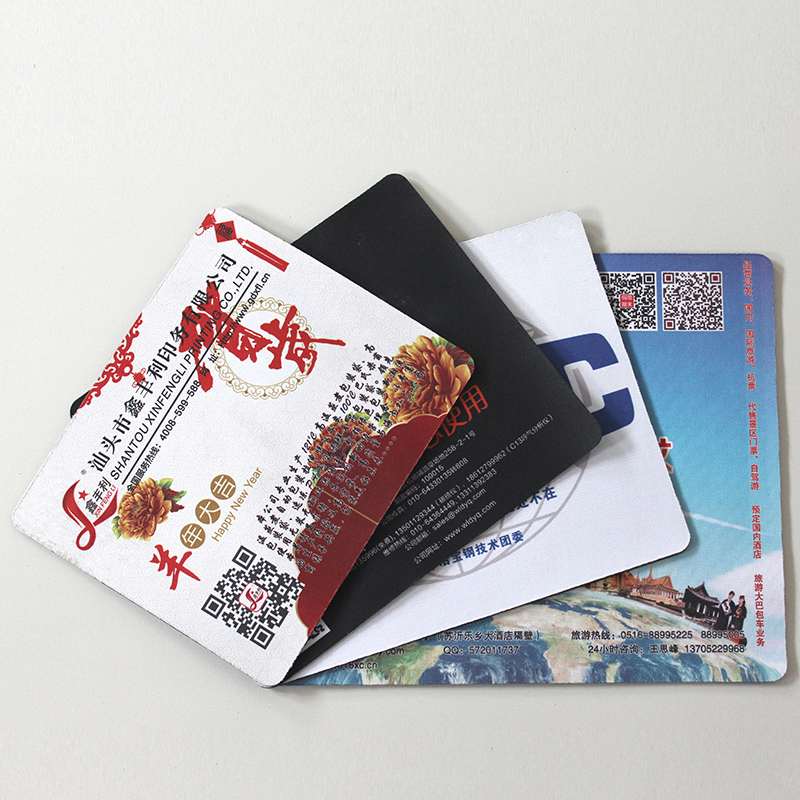 厂家鼠标垫定做批发PVC 彩色超大广告鼠标垫定制游戏小号订制LOGO0.8元