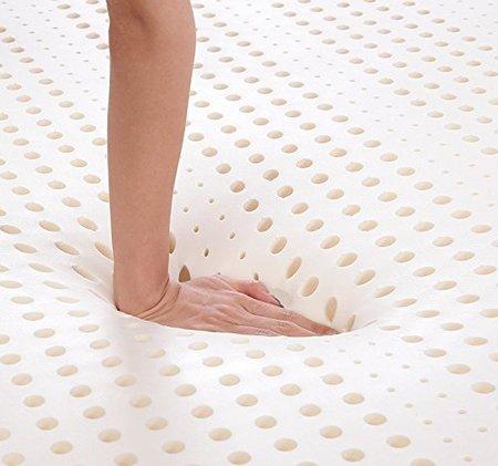 Ecolifelatex 伊可莱 泰国100%纯天然乳胶床垫 7区支撑 7.5cm*180cm*200cm ¥2099