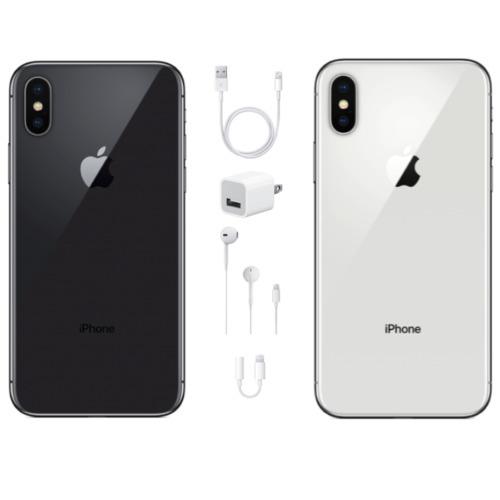 Apple 苹果 iPhone X 无锁版 智能手机 64GB