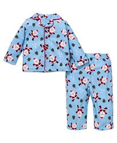 凑单品: Little Me Holiday 儿童睡衣2件套 39.48元