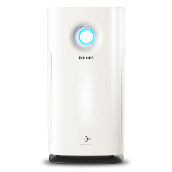 四重过滤!飞利浦空气净化器AC3252家用室内卧室除甲醛雾霾烟尘 限时抢购价(需用券)2299元