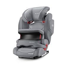 德国RECARO Monza Nova IS Seatfix Performance儿童安全座椅 超级莫扎特 2017款-铝灰色 1