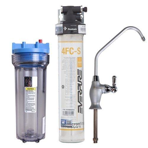 爱惠浦 EVERPURE 4FC-S型 净水器 净水机 直饮机 厨房餐饮用水及商用过滤器619元