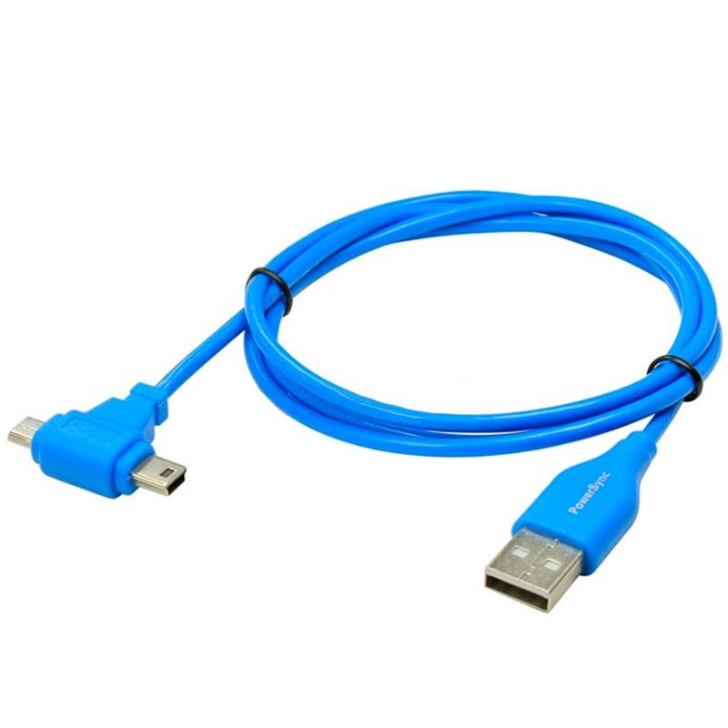 包尔星克 USB2.0数据线 1m6.3元
