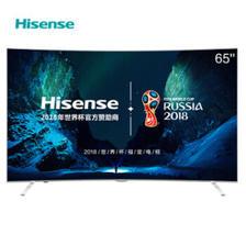 Hisense 海信 LED65EC880UCQ 65英寸 ULED曲面液晶电视 6049元包邮(三重优惠)