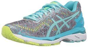 历史新低、限尺码: ASICS 亚瑟士 GEL-KAYANO 23 女子稳定支撑跑鞋 $49.99(约¥420,可额外75折)