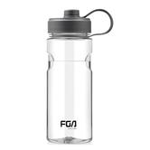 富光 大容量便携塑料水杯 1000ml 灰色 *3件 +凑单品 券后50元