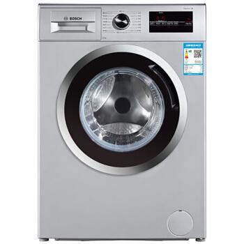 博世(BOSCH) XQG80-WAN241680W 滚筒洗衣机 8kg (赠烤箱,保温杯,水龙头)¥2990