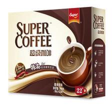 Super超级3合1特浓速溶咖啡盒装396g(18g*22条) 32.9元