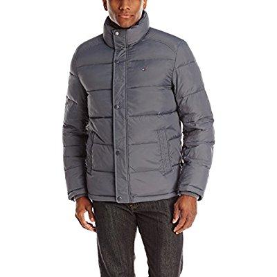 Tommy Hilfiger 汤米·希尔费格 男士冬季保暖棉服 约254.06元 原价 1491.75元