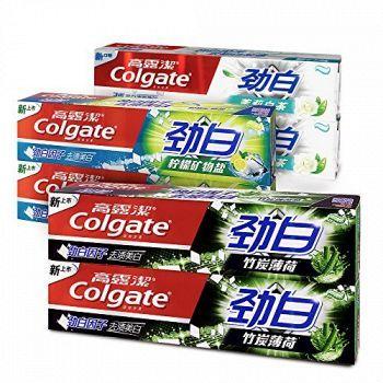 Colgate 高露洁 牙膏套装 120g*6件