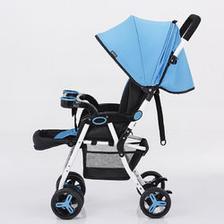 海蓝贝比 188 轻便婴儿推车 收放自如 ¥99