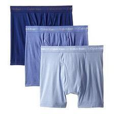 限尺码、中亚prime会员! Calvin Klein 卡尔文·克莱恩 男士经典棉质平角内裤3