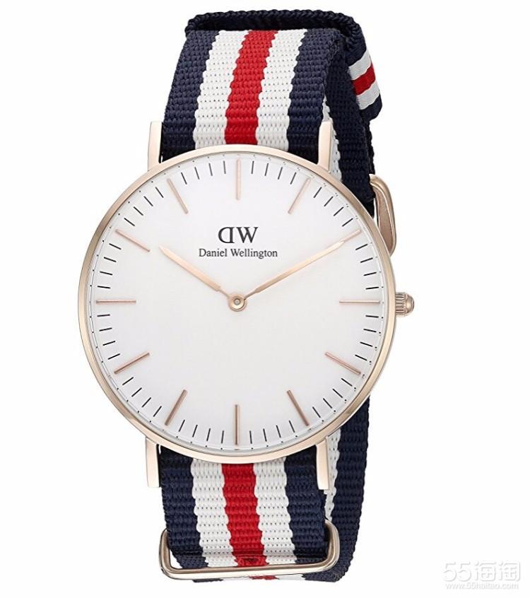 Daniel Wellington 0502DW 女款时尚手表