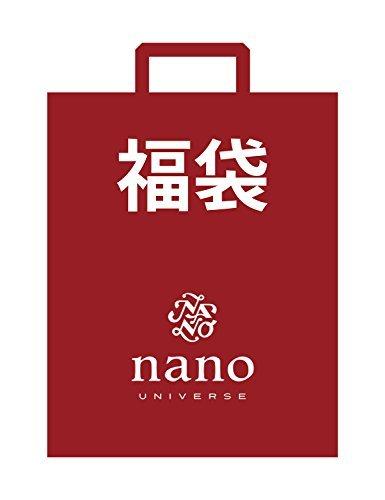 直降!nano・universe 2018新年福袋 女士款 5件装4折6000日元(约346元)