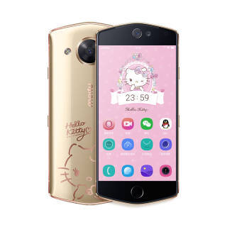 26日开始:Meitu 美图 M8s Hello Kitty 限量版 自拍美颜 全网通 4G手机3399元