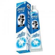 ¥9.95 黑人 超白牙膏 190g