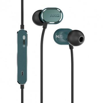 国内售价¥1098!AKG 爱科技 N25 Hi-res 双动圈入耳式耳机 带线控 3色 亚马¥10987.1折¥635.01