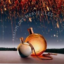 爱马仕(HERMES) Eau des Merveilles 橘彩星光 女士淡香水 30ml ¥306