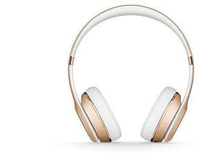 Beats Solo3 无线头戴式耳机 金色