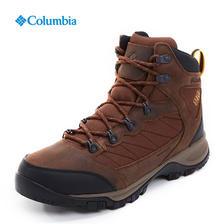双十一预售!Columbia哥伦比亚 新品男防水缓震登山鞋 754元包邮(定金60元)