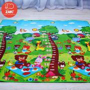 ¥24.5 zak! 婴儿游戏毯智慧成长树泡沫地垫PE 200*180*0.5cm'