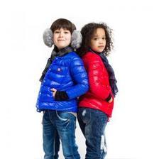苏宁易购 新年好礼:巴布豆 宝宝必备儿童羽绒服*2件118元包邮(已降280元)