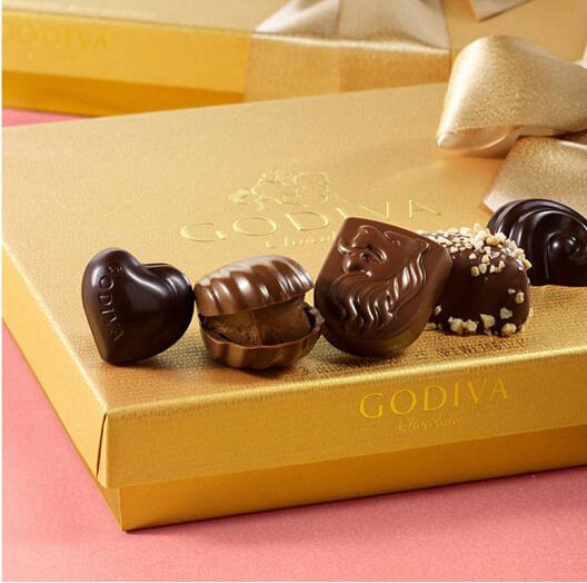 Godiva 歌帝梵 经典金丝带巧克力礼盒 36颗