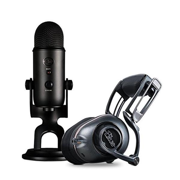 金盒!Blue Yeti 电容麦克风+Mo-Fi Ninjas 耳机 直邮含税到手1212元