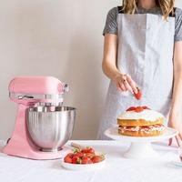 超低至5折 KitchenAid 顶级高颜值网红厨房料理机