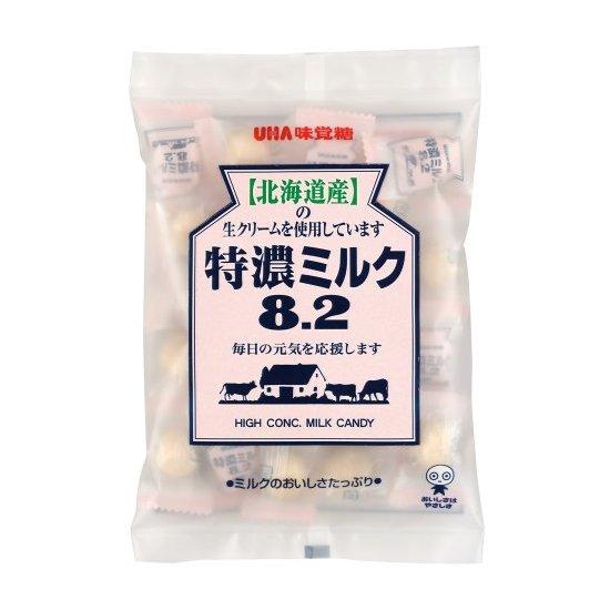 悠哈 UHA味觉糖 糖果 8.2牛乳原味牛奶糖