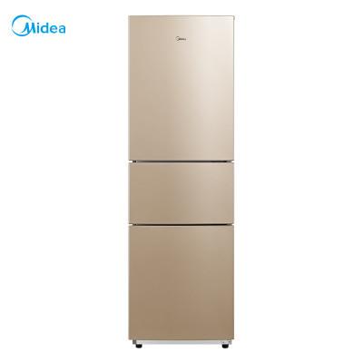 美的冰箱 BCD-215WTME阳光米¥1799