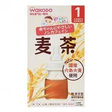新款和光堂 婴儿大麦茶 消暑解毒健胃助消化 8包×6盒 日淘 7.4折 JPY¥1245(¥6