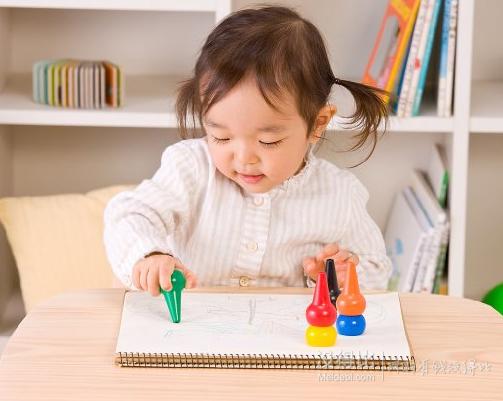 BABY COLOR basic assor t 无毒可水洗儿童积木蜡笔