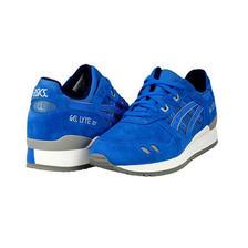 时尚复古!asics亚瑟士GEL-LYTE III男士复古跑鞋 活动好价269元包邮(需用券,
