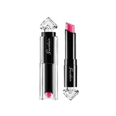 GUERLAIN娇兰 小黑裙甜漾唇膏 002色号Pink Tie 2.8g