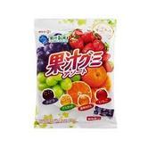 折合70.56元 Meiji 明治 100%果汁胶原蛋白什锦软糖 90g×6袋