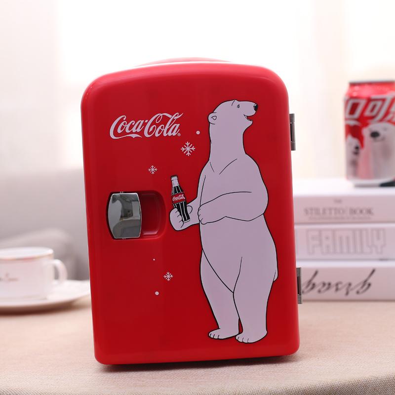 可口可乐 车载冰箱 便携冷暖箱 4L¥168