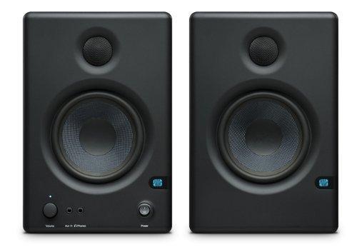 PreSonus Eris E4.5 高解析度有源监听音箱 灰蓝色 (对装) 899元