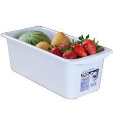 国美 IRIS爱丽思 日本环保树脂冰箱内厨房食品收纳盒18.8元包邮