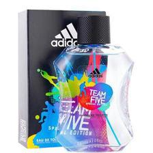 国美在线 Adidas 阿迪达斯 五人团队男士香水喷雾 100ml29元 已降40元