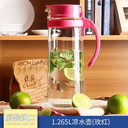 Ocean 玻璃水壶 1.26L 19.9元包邮