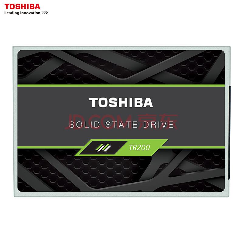 TOSHIBA 东芝 TR200 SATA3 240GB 固态硬盘 包邮(需用券)449元