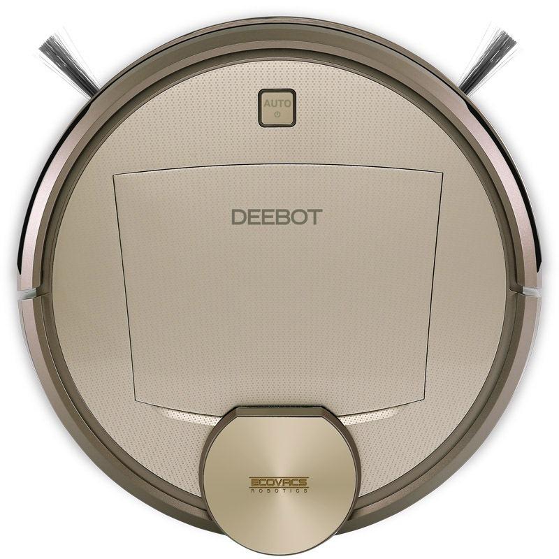 科沃斯(Ecovacs)DR95-流光金-净云 科沃斯地宝智能App控制全自动扫地机器人智能¥1999