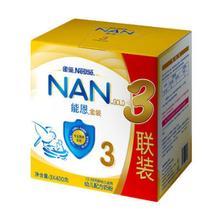 Nestlé雀巢 能恩婴儿配方奶粉 3段 1200g*3件 372元包邮