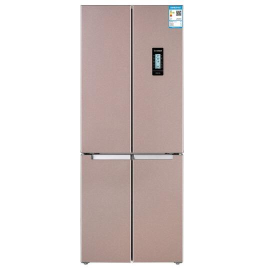 15号:BOSCH 博世 KMF46A66TI 452升 对十字开门冰箱 包邮7699元
