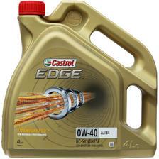 嘉实多(Castrol) 全合成机油 极护钛流体 0W-40 A3/B4 SN 4L ¥245